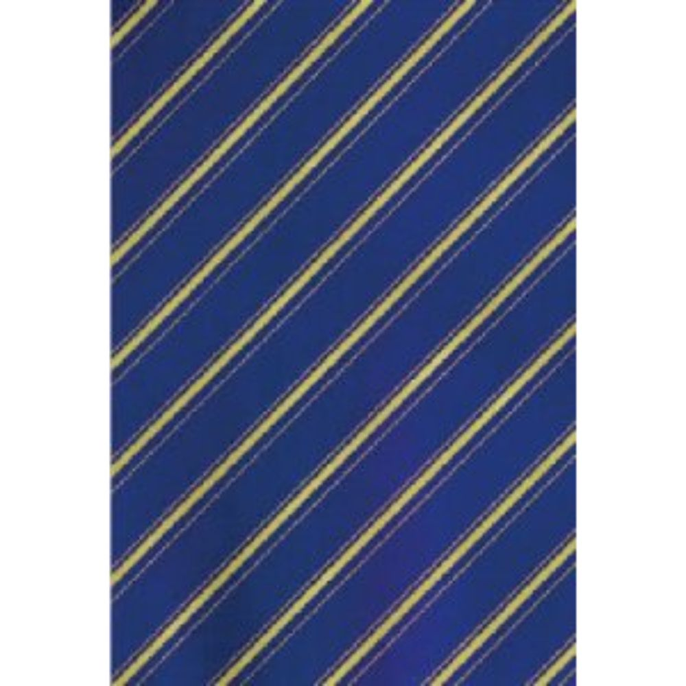 Bob Papel Couche 40cm Azul/Ouro 6kg C/200mts