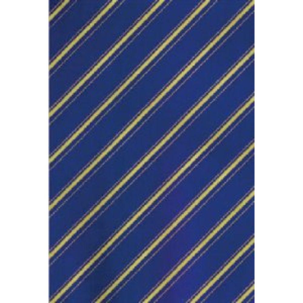 Bob Papel Couche 60cm Azul/Ouro 8kg C/200mts