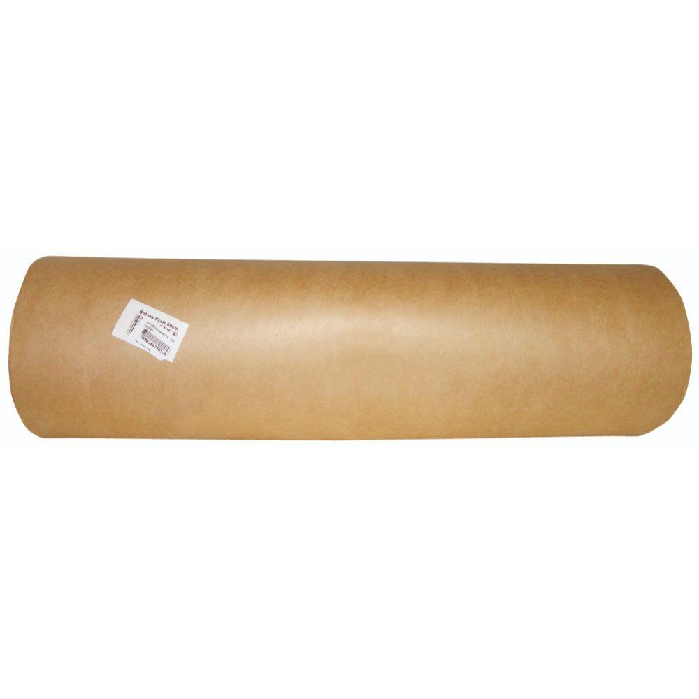 Bobina Papel Kraft 60cm 80gr +-7kg