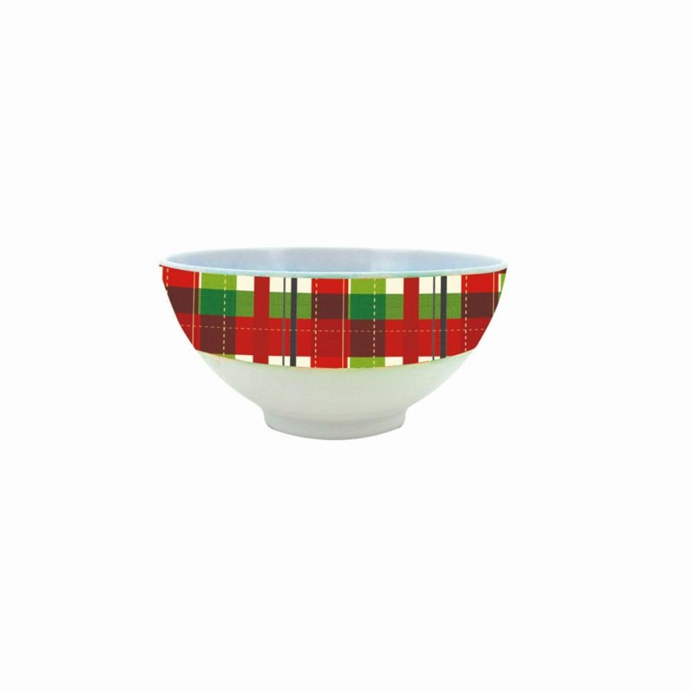 Bowl Melamine Natal 12,5 Cm