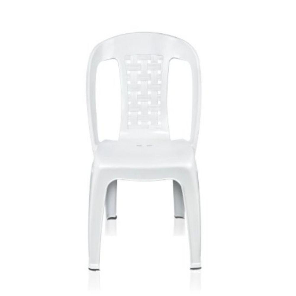 Cadeira Adulto Vm Bistro Branca Arqplast