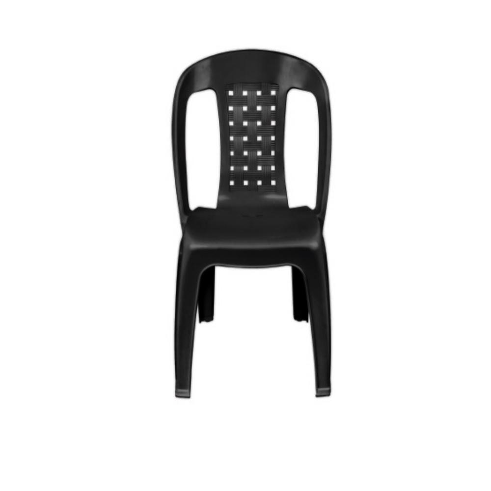 Cadeira Adulto Vm Bistro Preta Arqplast