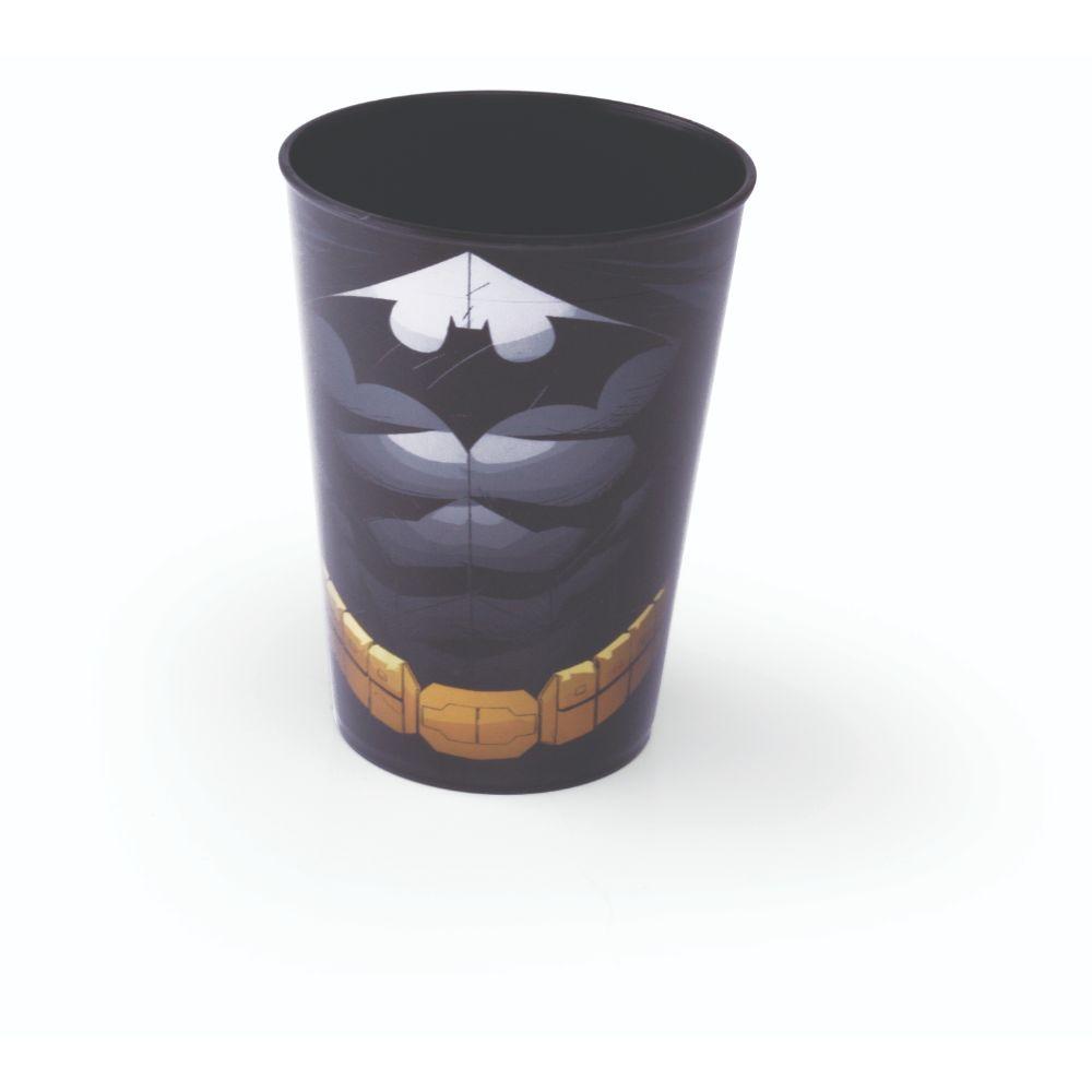 Copo Plasutil 320 Ml Batman