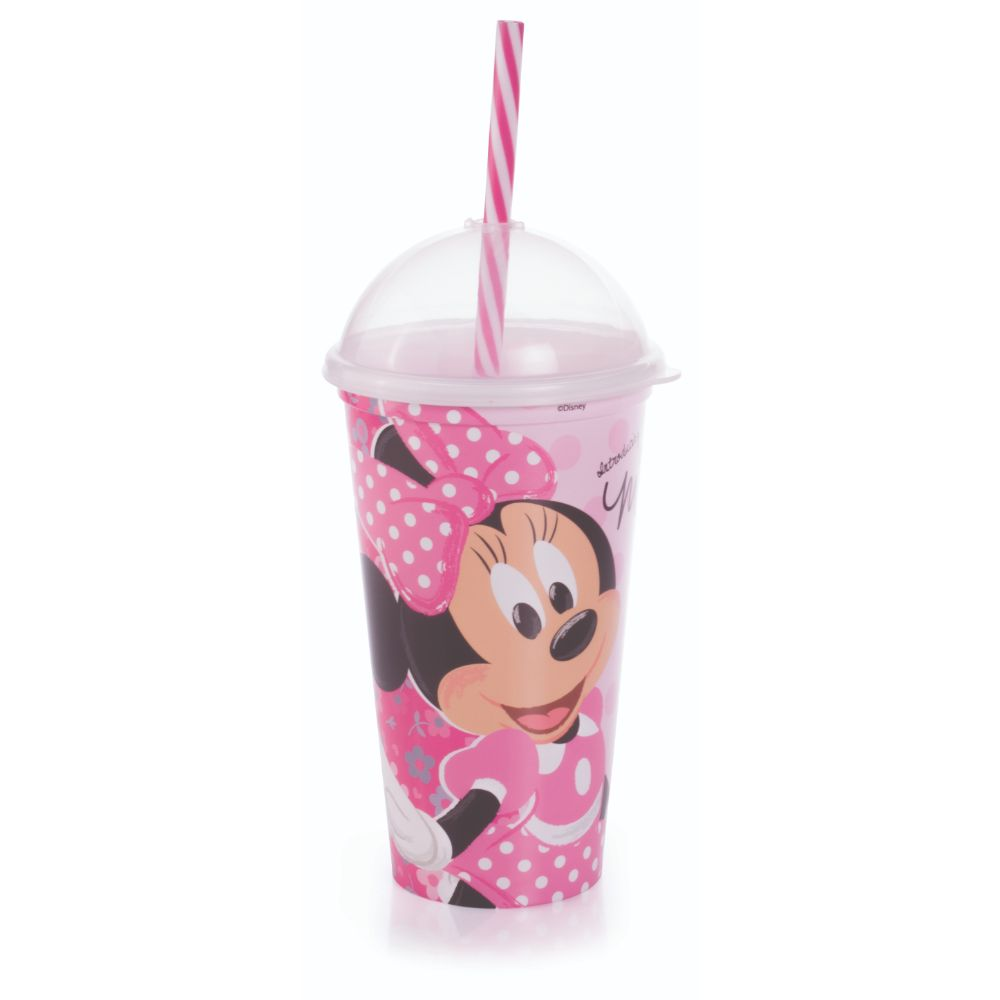 Copo Shake 500ml Minnie