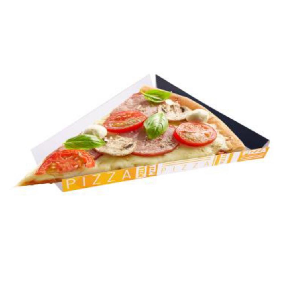 Cx P/ Fatia De Pizza C/ 50 Pecas