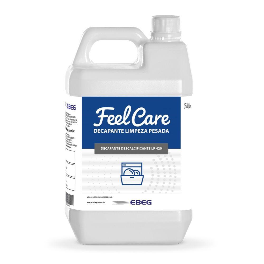 Decapante Limpeza Pesada Feelcare Lp 420 5L