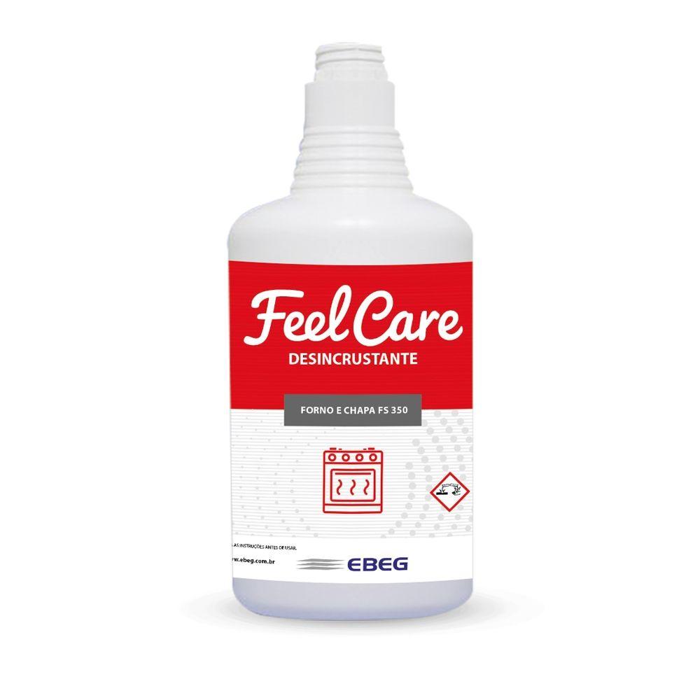 Desincrustante Forno/Chapa Feelcare Fs 350 1lt