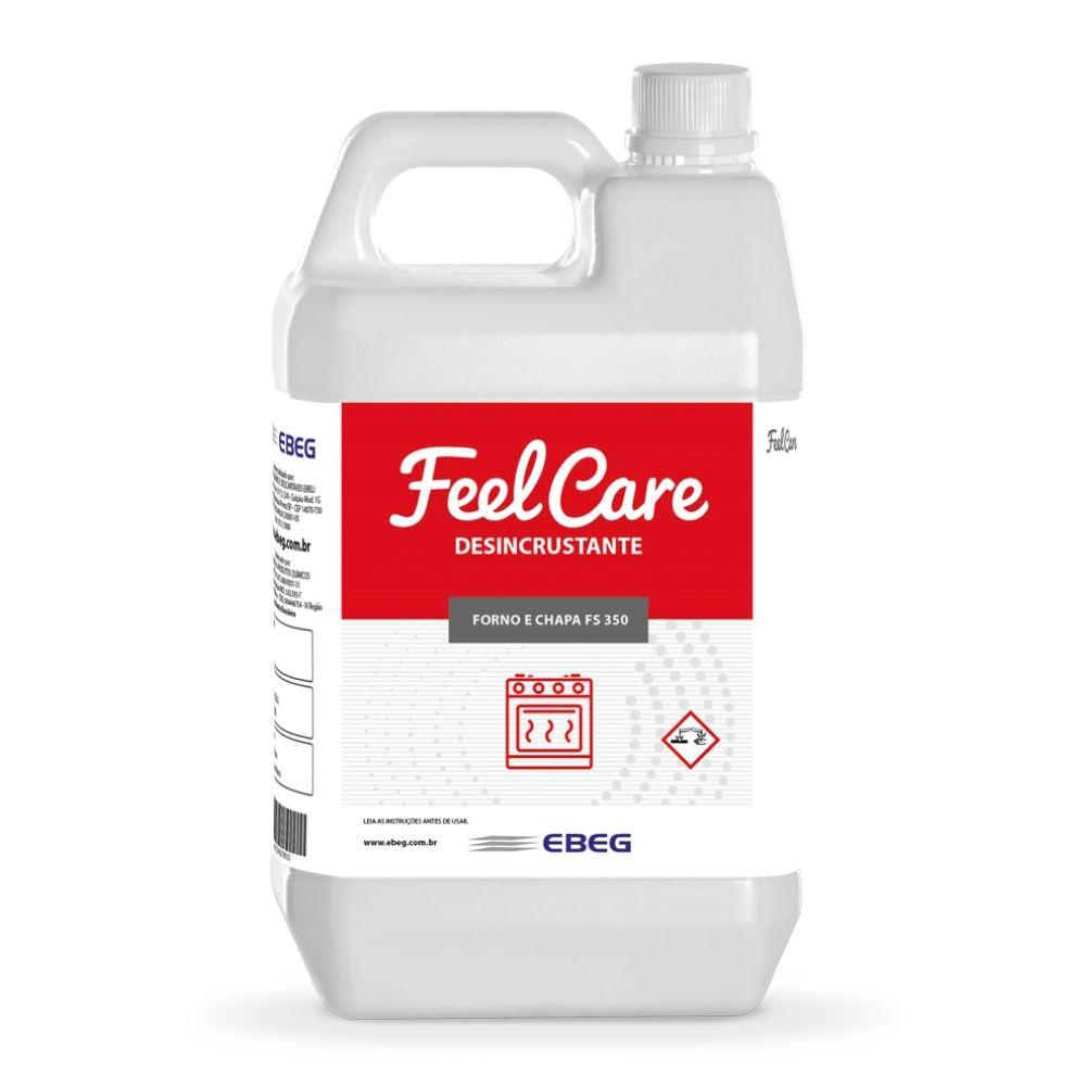 Desincrustante Forno/Chapa Feelcare Fs 350 5lt