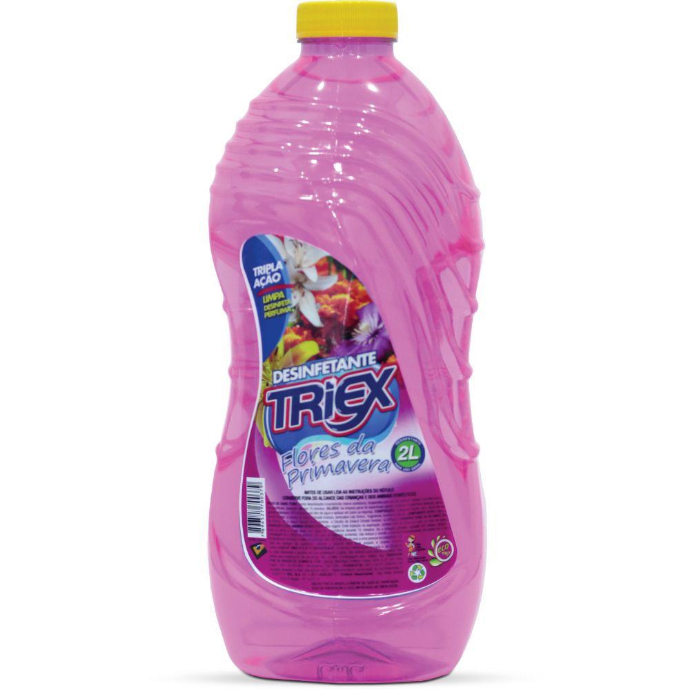 Desinfetante Triex 2 Lts Flores Primaver