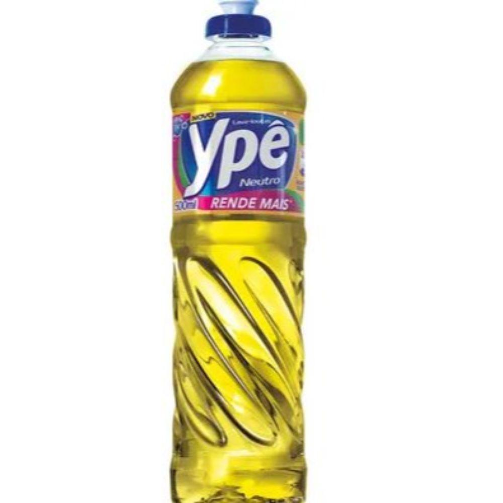 Detergente Líquido Ype 500Ml Neutro