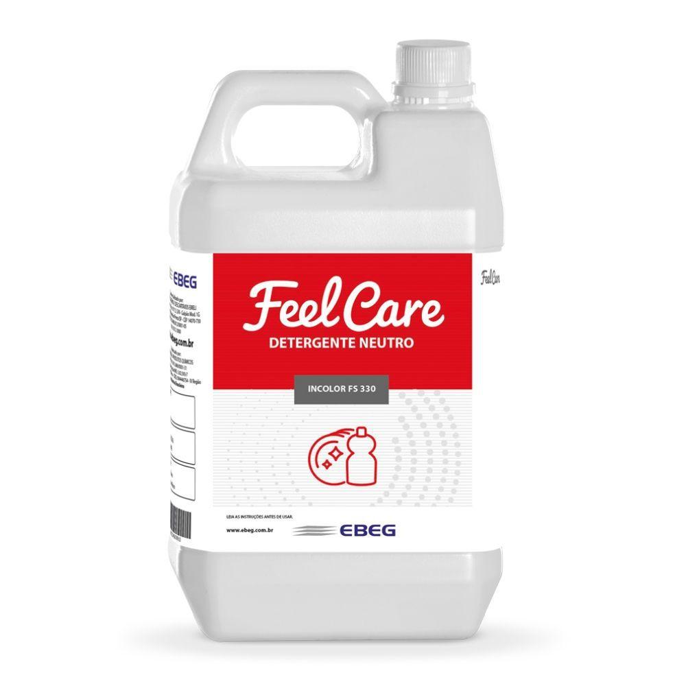 Detergente Neutro Incolor FeelCare Fs 330 5L