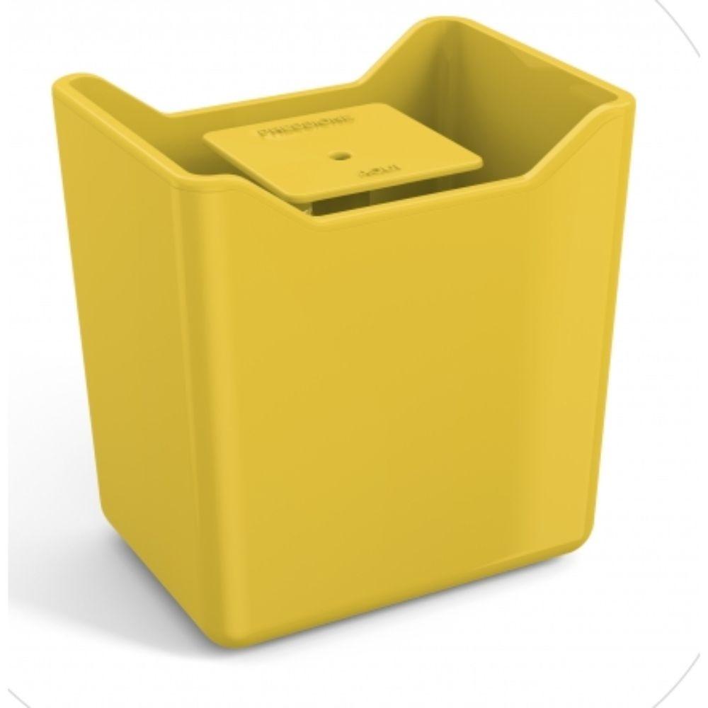 Dispenser Premium Solido Amarelo