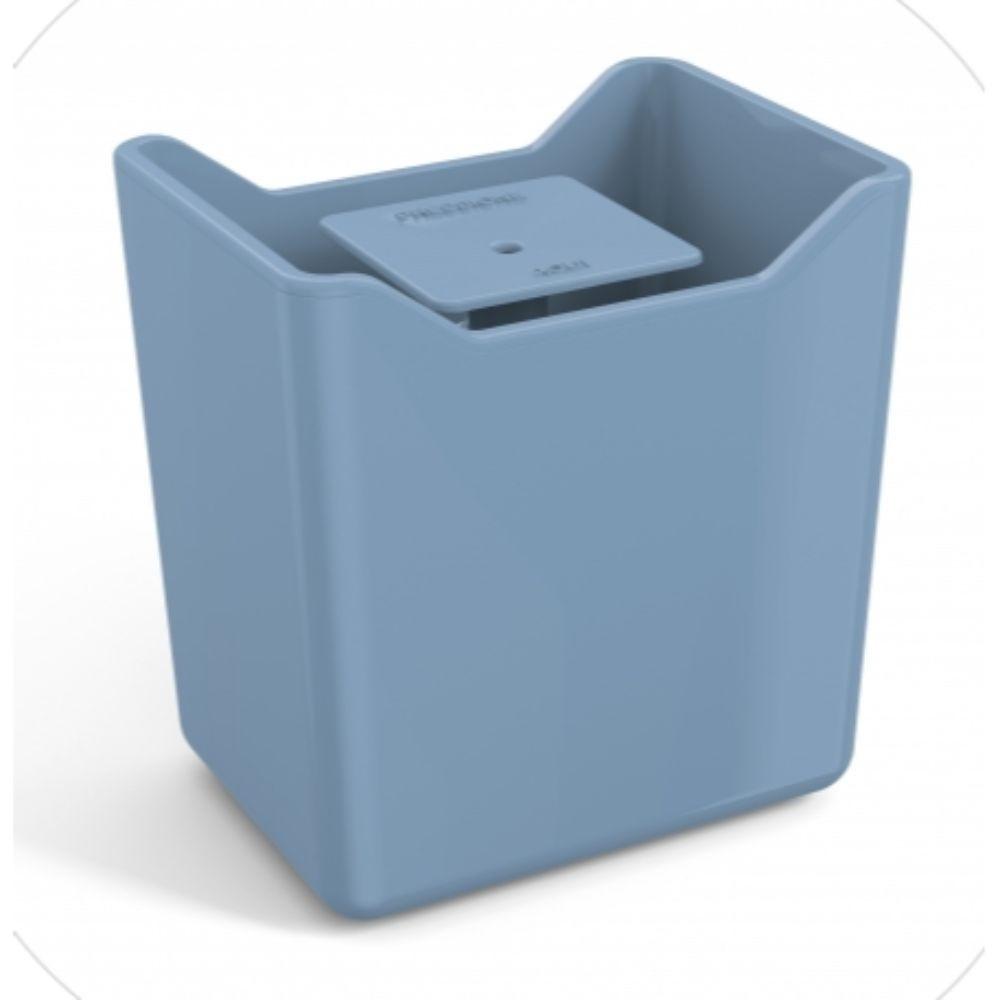 Dispenser Premium Solido Azul