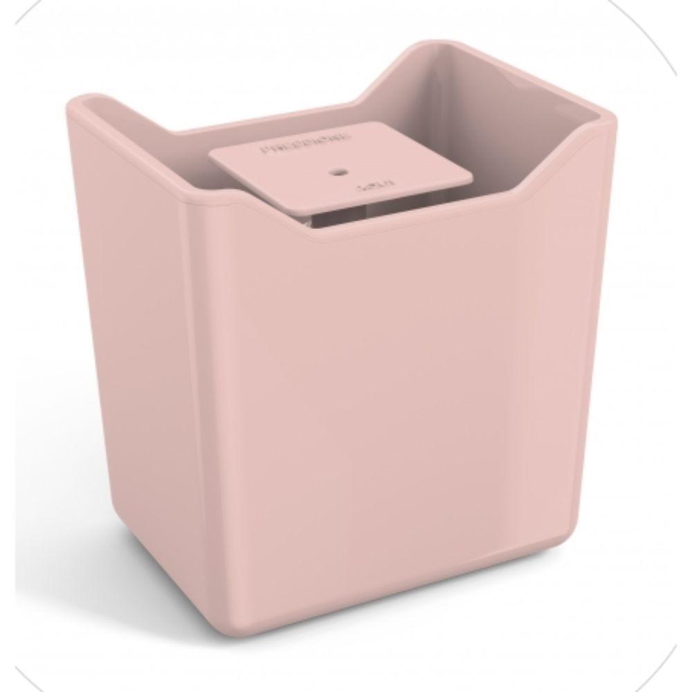 Dispenser Premium Solido Rosa