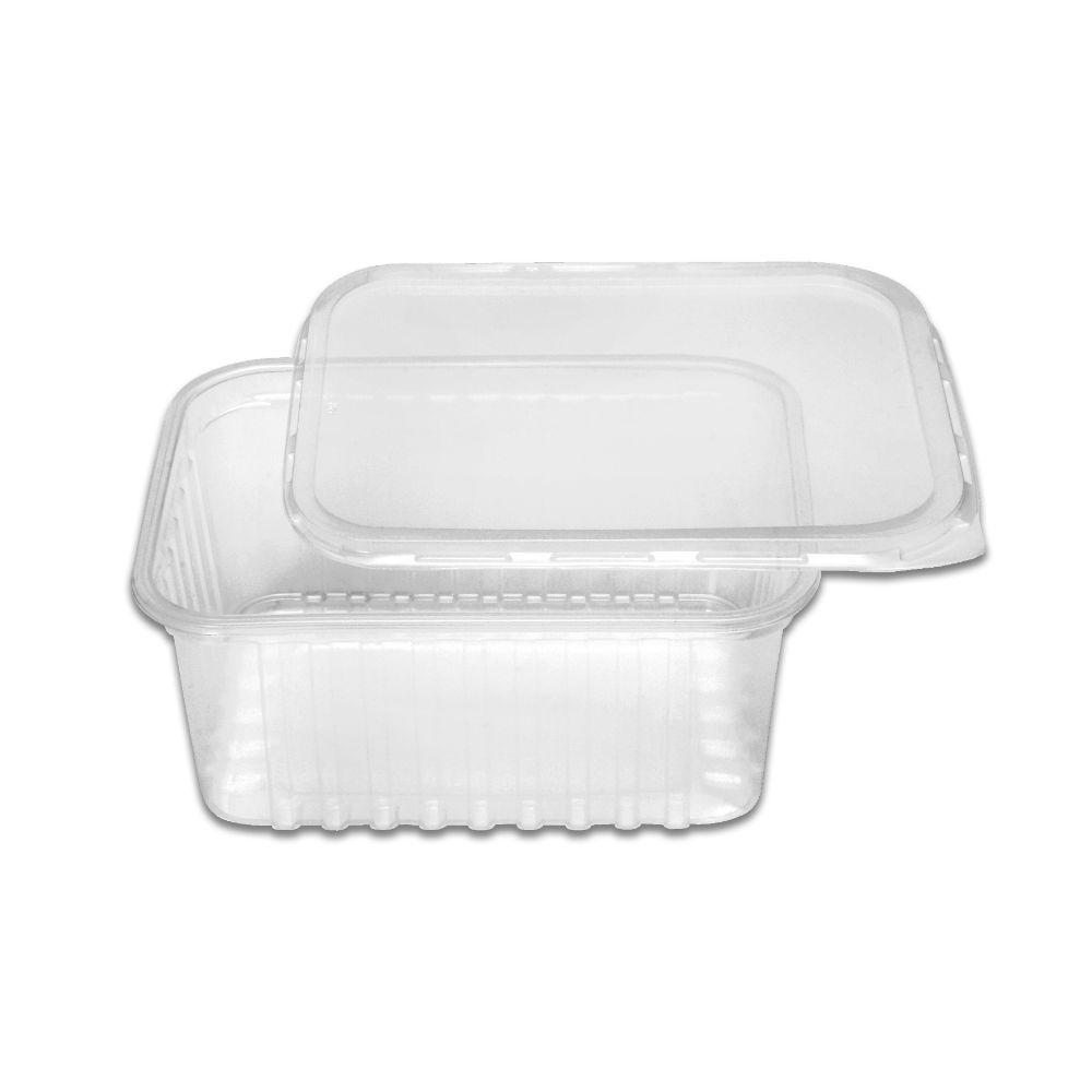 Embalagem Prafesta Pp 1000ml C/24 Freezer/Micro.
