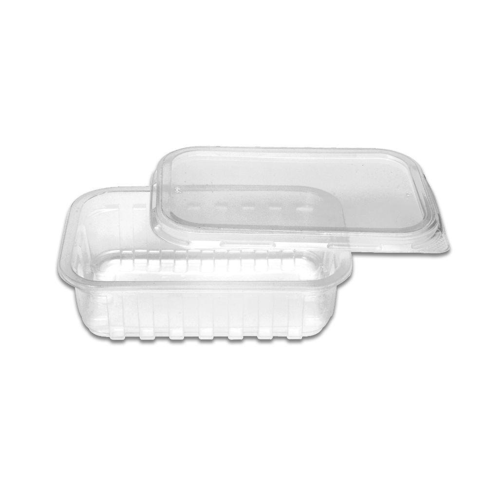 Embalagem Prafesta Pp 250ml C/24 Freezer/Micro.