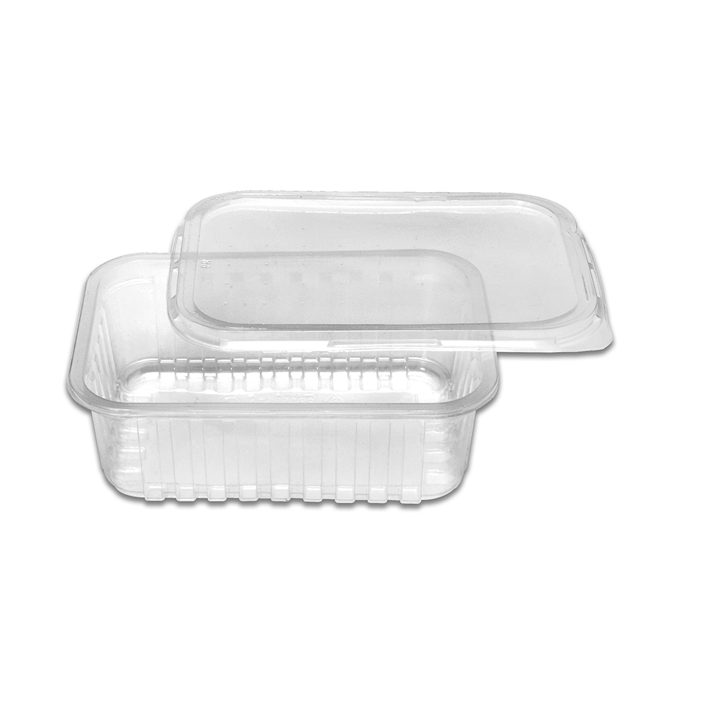 Embalagem Prafesta Pp 500ml C/24 Freezer/Micro.