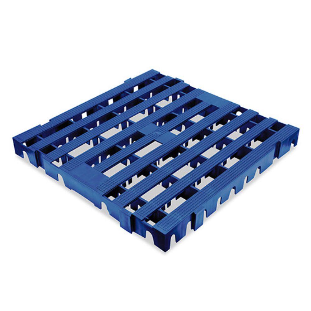 Estrado 50x50cm Azul Arqplast