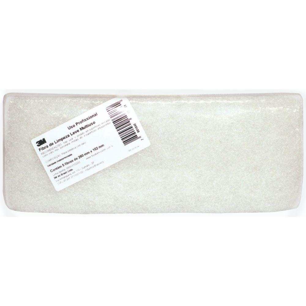 Fibra Limpeza Leve Multi Uso 3m C/5