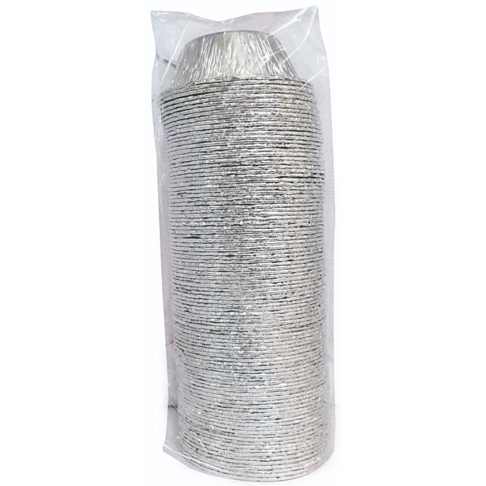 Forma Empada Aluminio Hmvm C/100