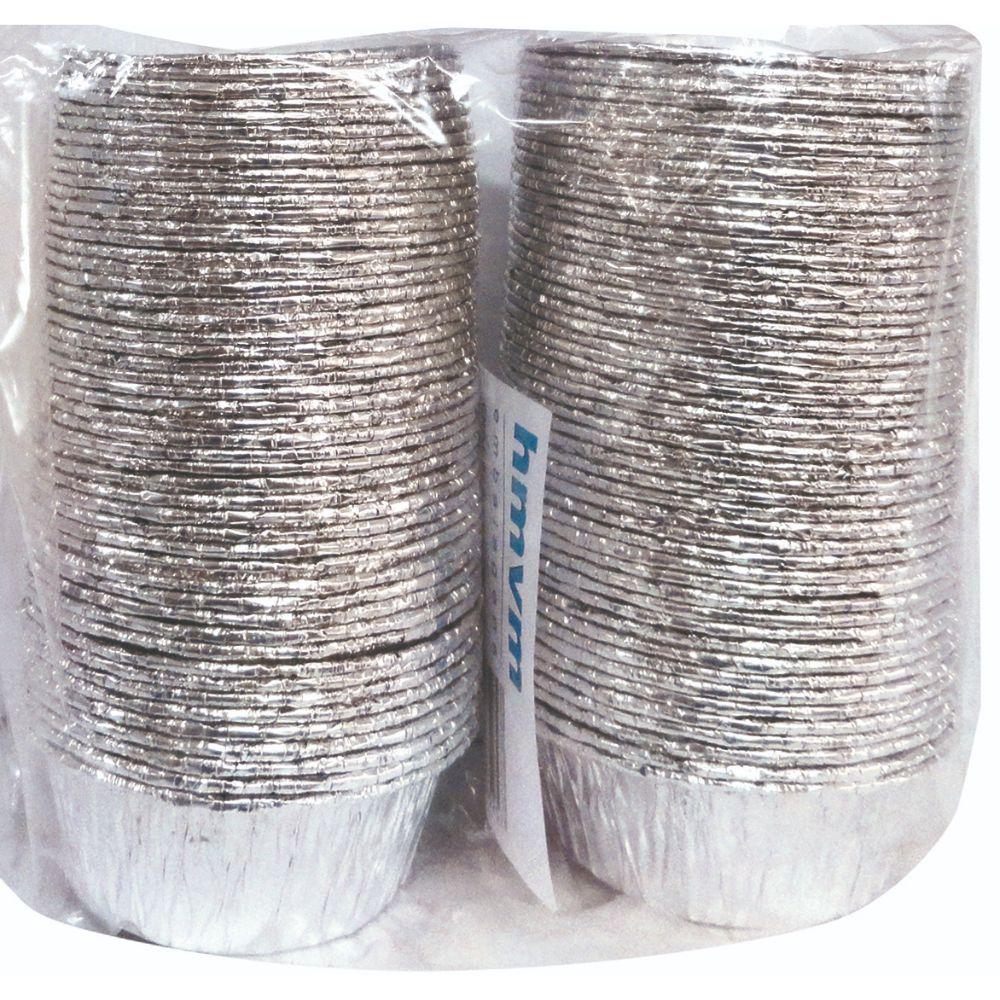 Forma Empadao Aluminio Hmvm C/100
