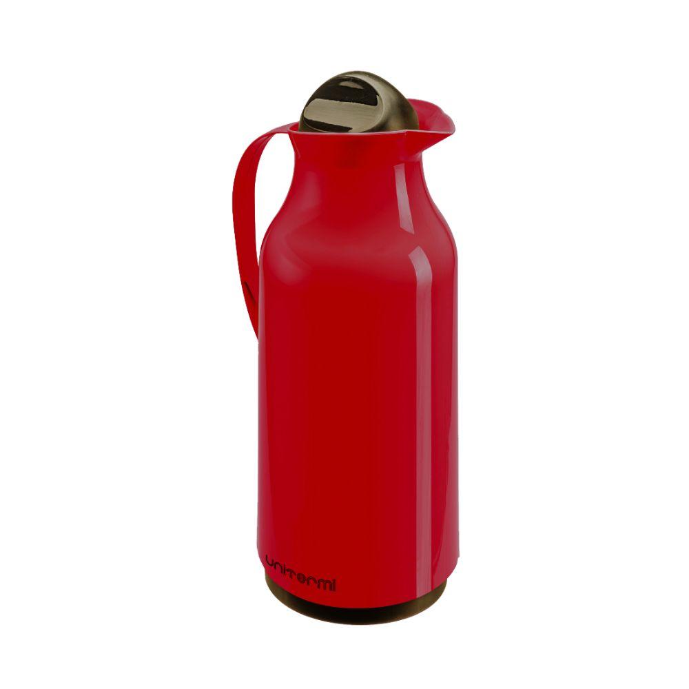 Garrafa Termica Siena 750ml Vermelha