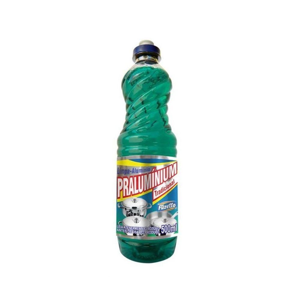 Limpa Aluminio Fuzetto 500 Ml Praluminium