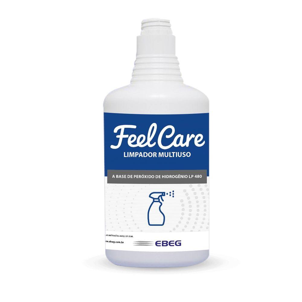Limpador Multiuso Peróxido Feelcare Lp 480 1lt