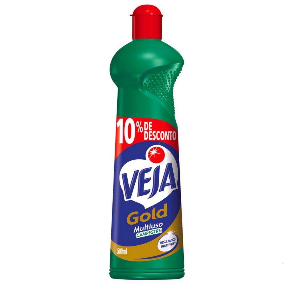 Limpador Perfumado Sense 500Ml Veja Campestre