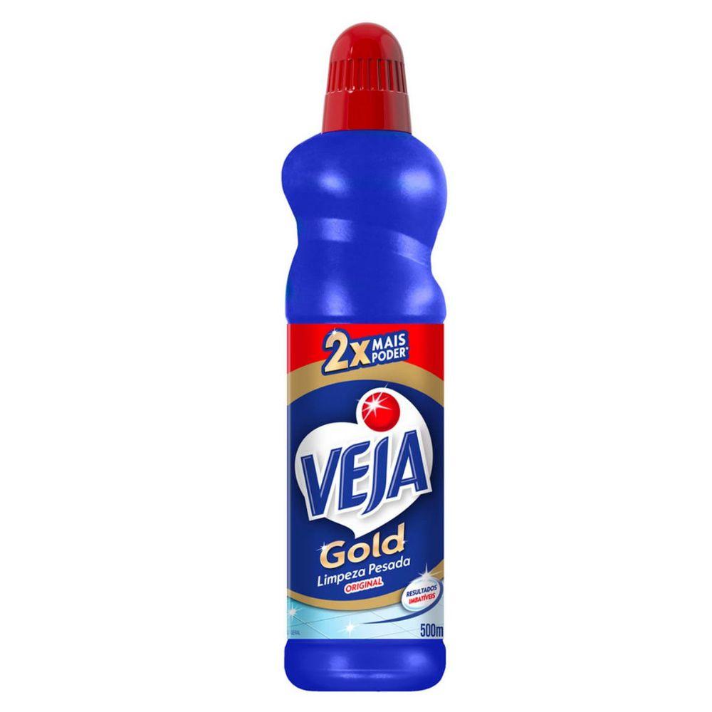 Limpeza Pesada 500Ml Original Veja