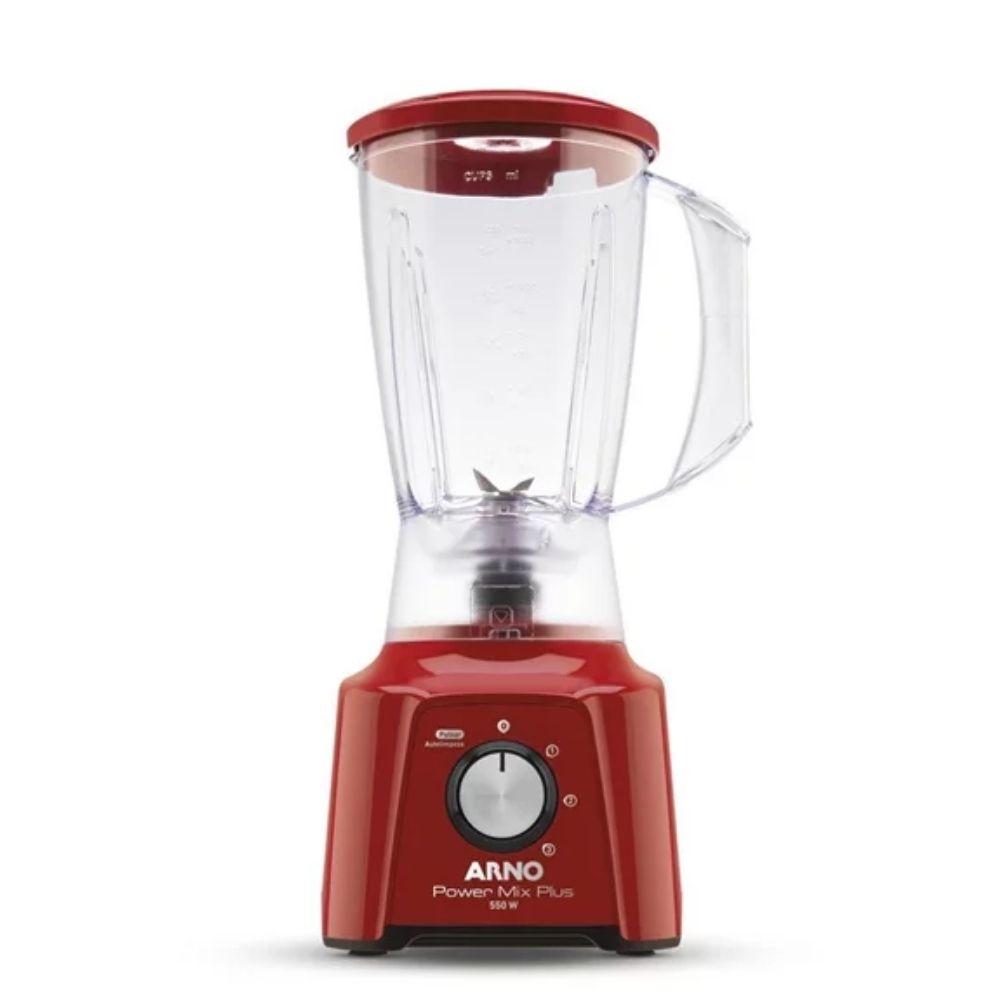 Liquidificador Power Mix 127v Vermelho