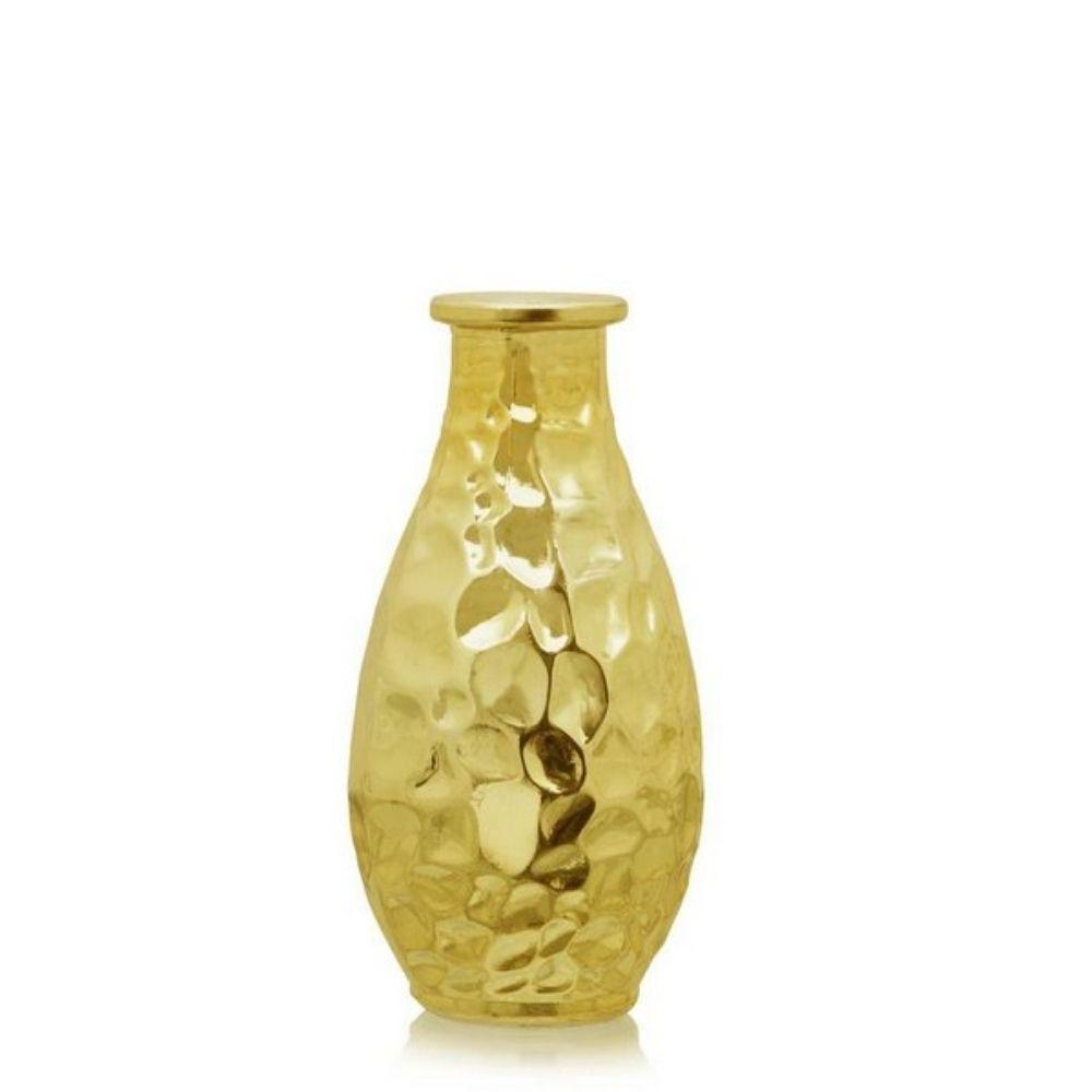 Mini Solitario Mimo Style Dourado