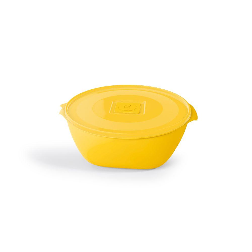 Multiuso Color Pote 800ml Amarelo