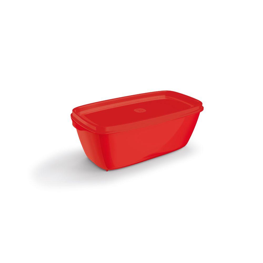 Multiuso Color Pote Ret. 1,5 Lt Vermelha