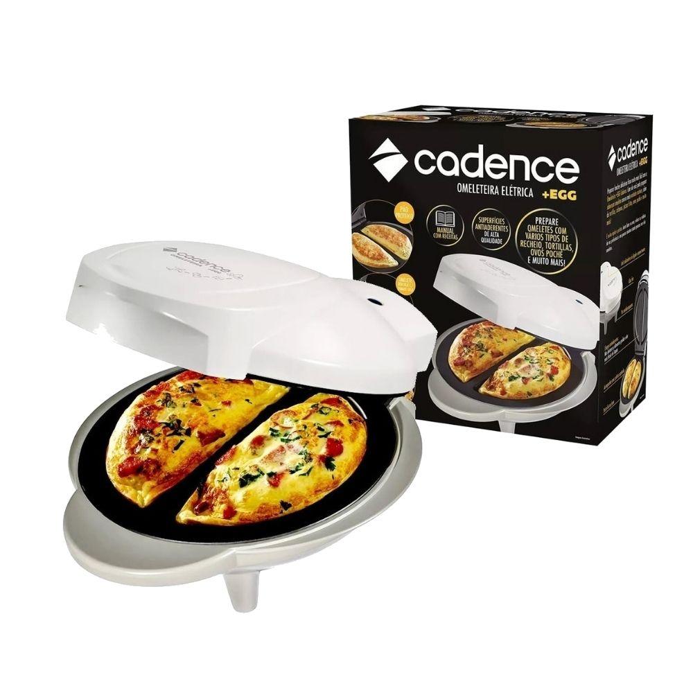 Omeleteira Egg 127v 1000w Cadence