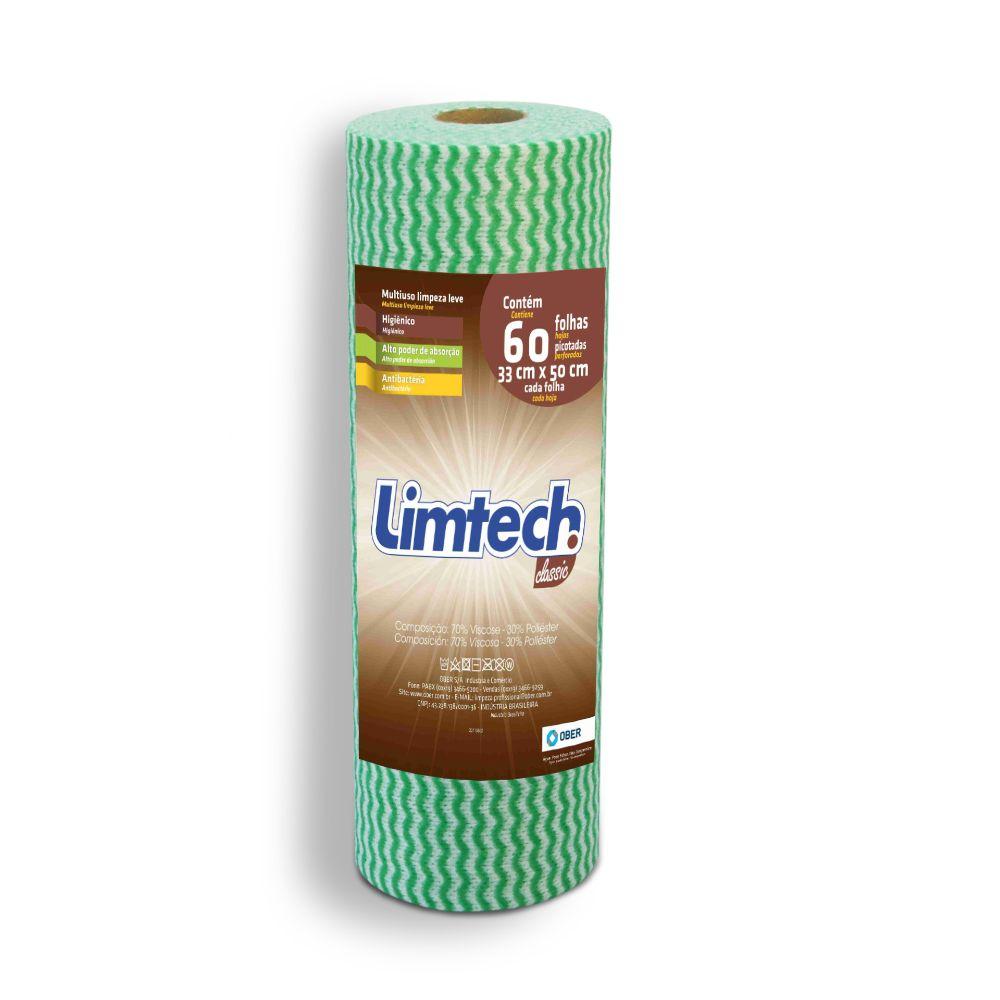 Pano Rolo Limtech 33cmx30mts Verde