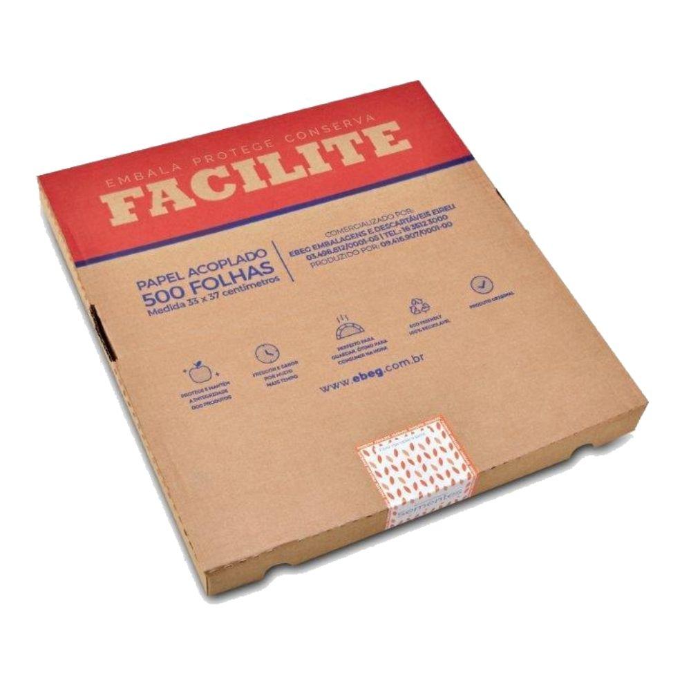 Papel Acoplado Box Facilite Semente 33x37