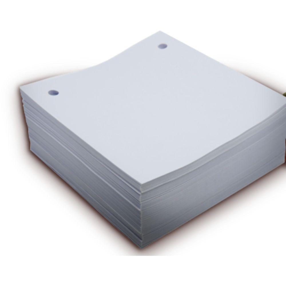 Papel Parafinado Separador Hambuger 14,5x14,5 Com Furo