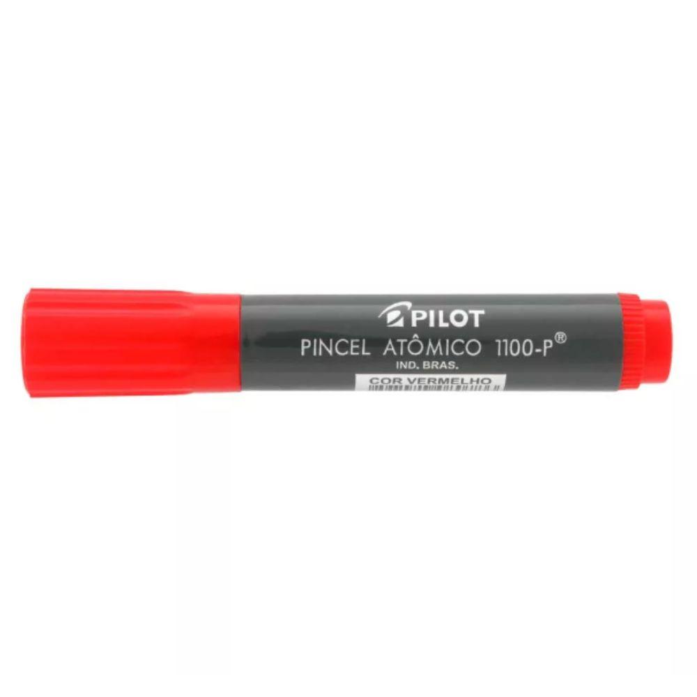 Pincel Atomico 1100 Pilot Vermelho