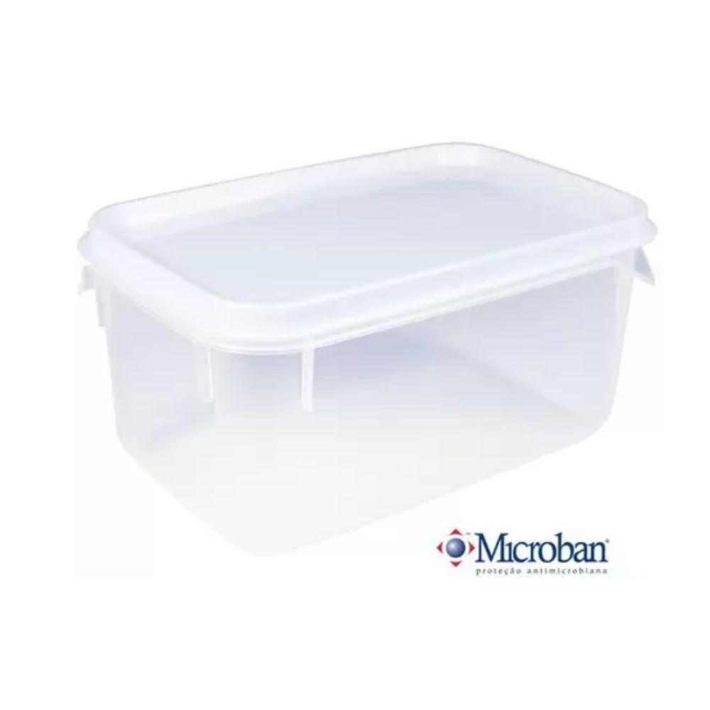 Pote Moduline Microban 2l Plasutil