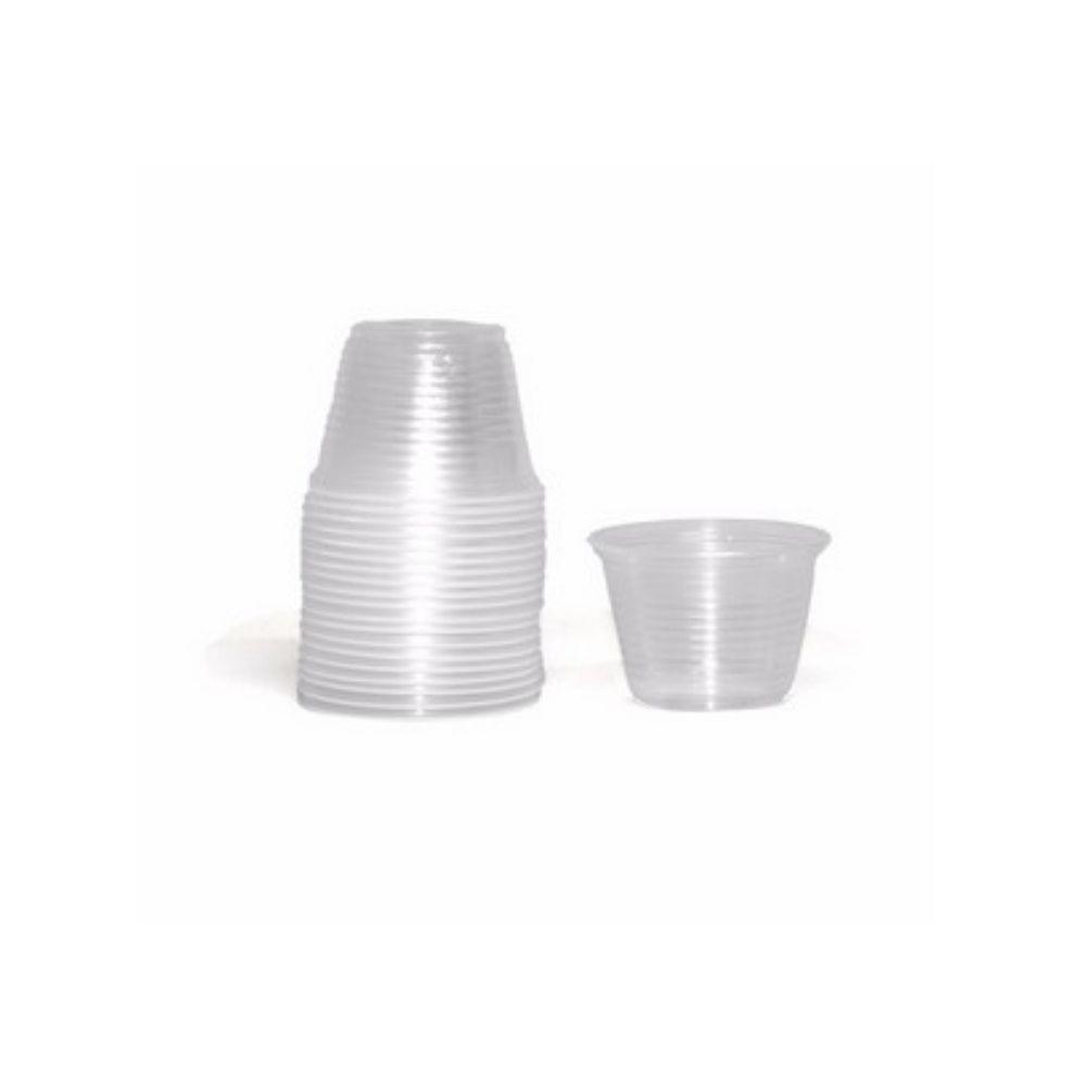 Pote Plastico Bellocopo 100Ml Ps Transparente C| 100 Un