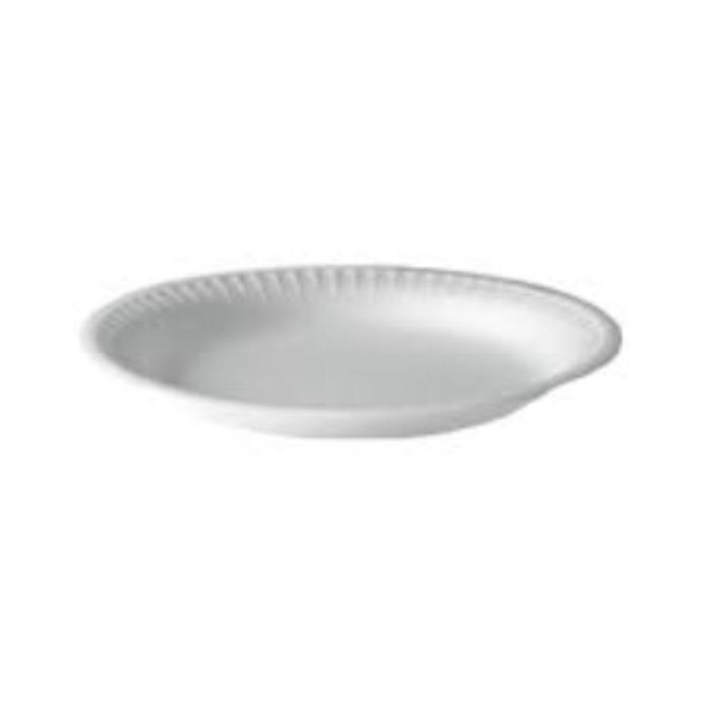 Prato Isopor Copobras N 21 Branco
