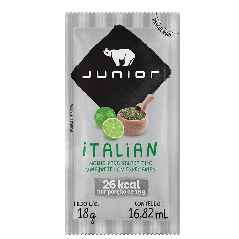 Sache 18gr Molho Italiano Junior C/ 180