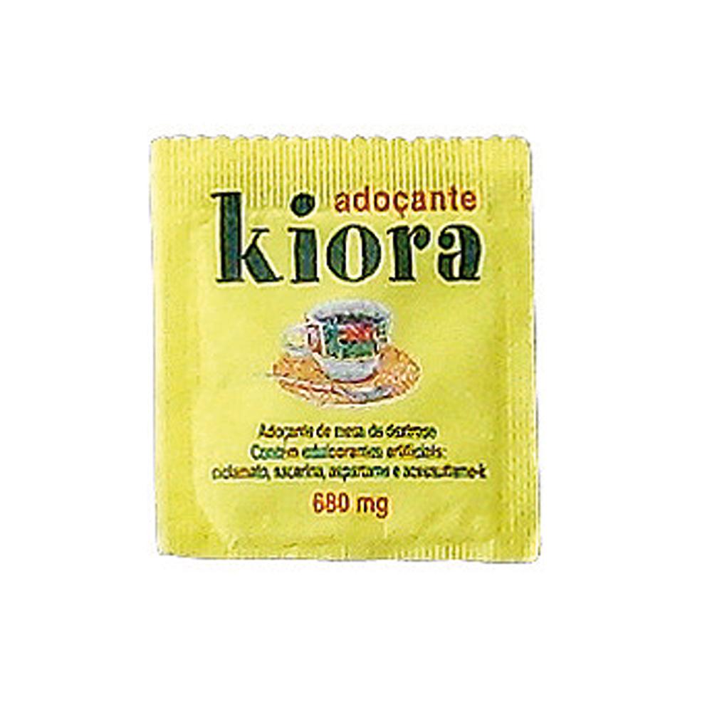 Sache Adocante Kiora 680mg Cx C/1000 Unid