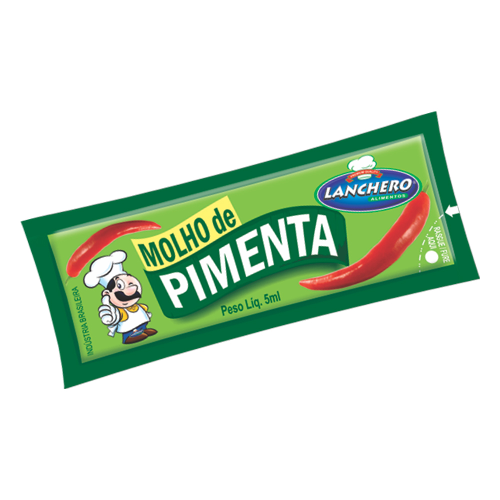 Sache Lanchero 5gr Pimenta C/190