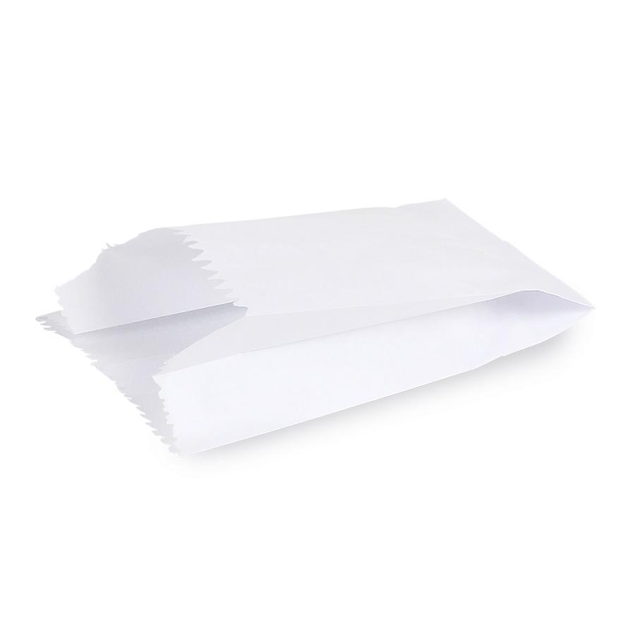 Saco Papel Mini Sanduiche 7.5x9cm C/50 Branco