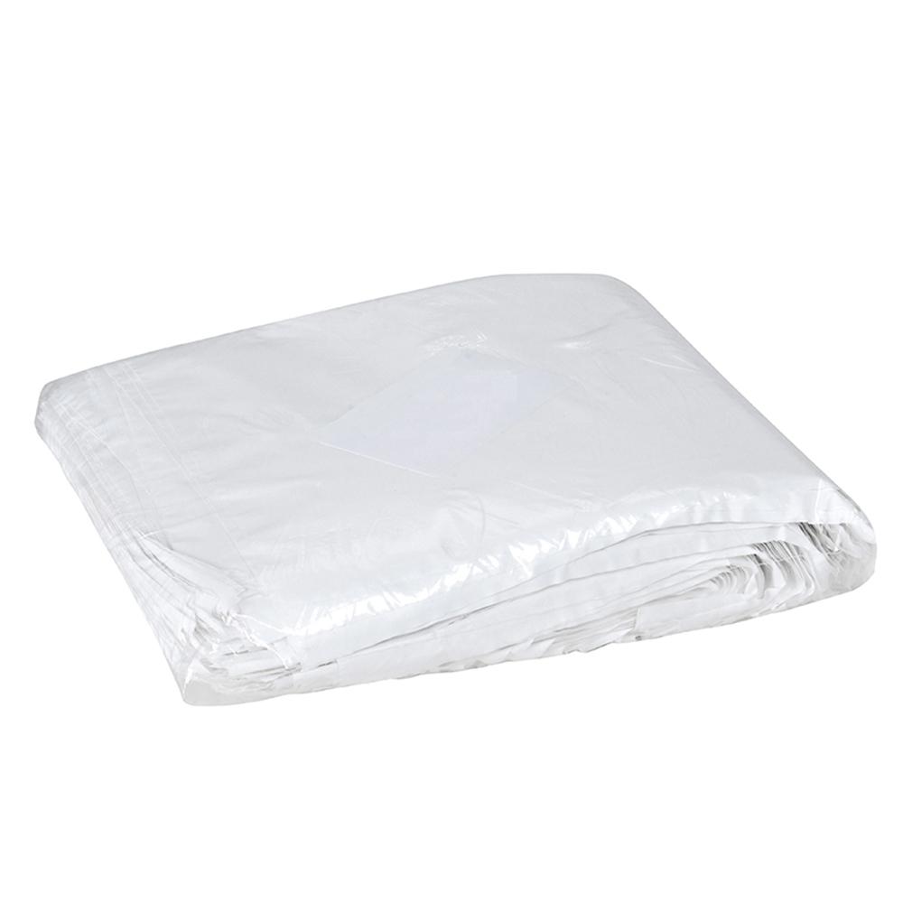 Saco Plastico Leitoso Lanche C/1kg 23x18x0,009