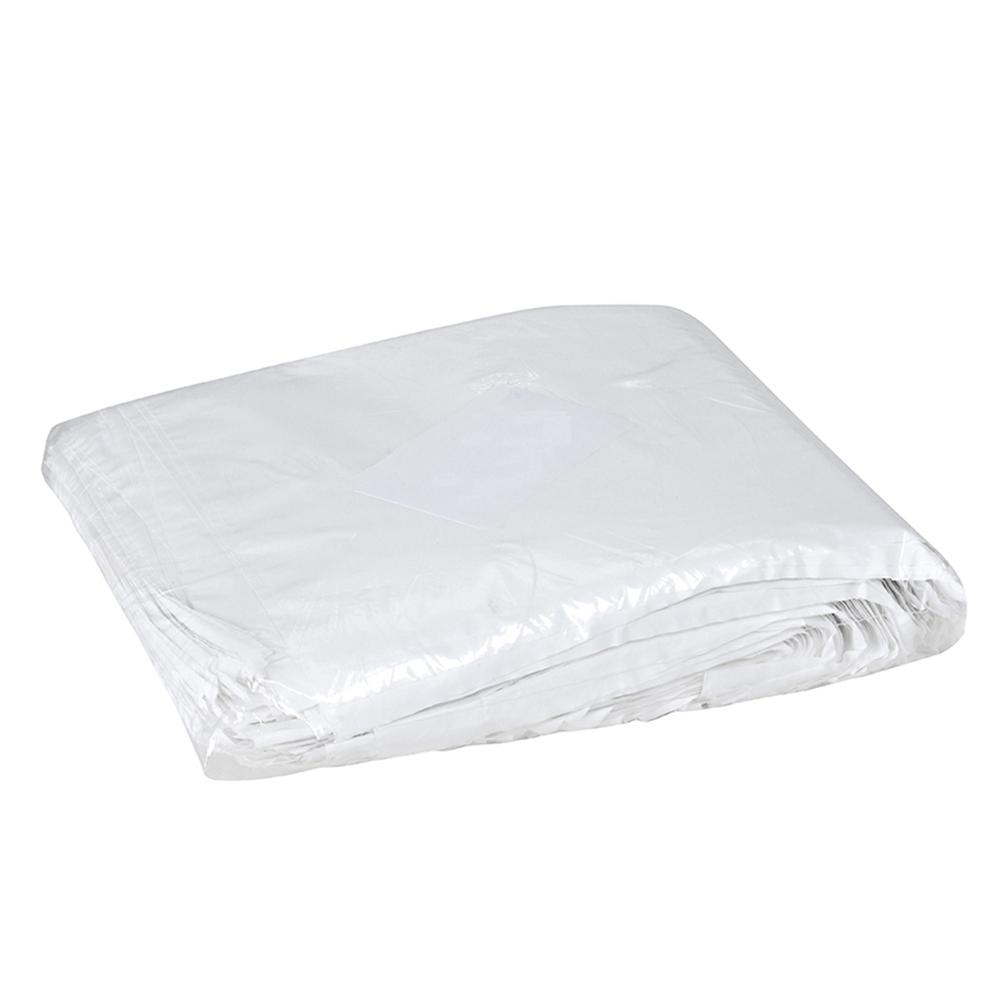 Saco Plastico Leitoso Lanche C/1kg 25x19x0,009