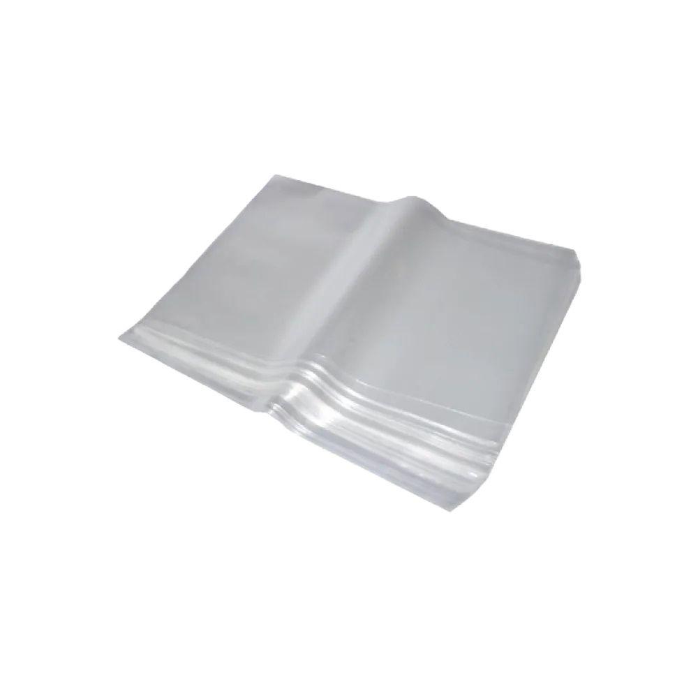 Saco Plastico Virgem Bd C/1kg 12x25x0,006