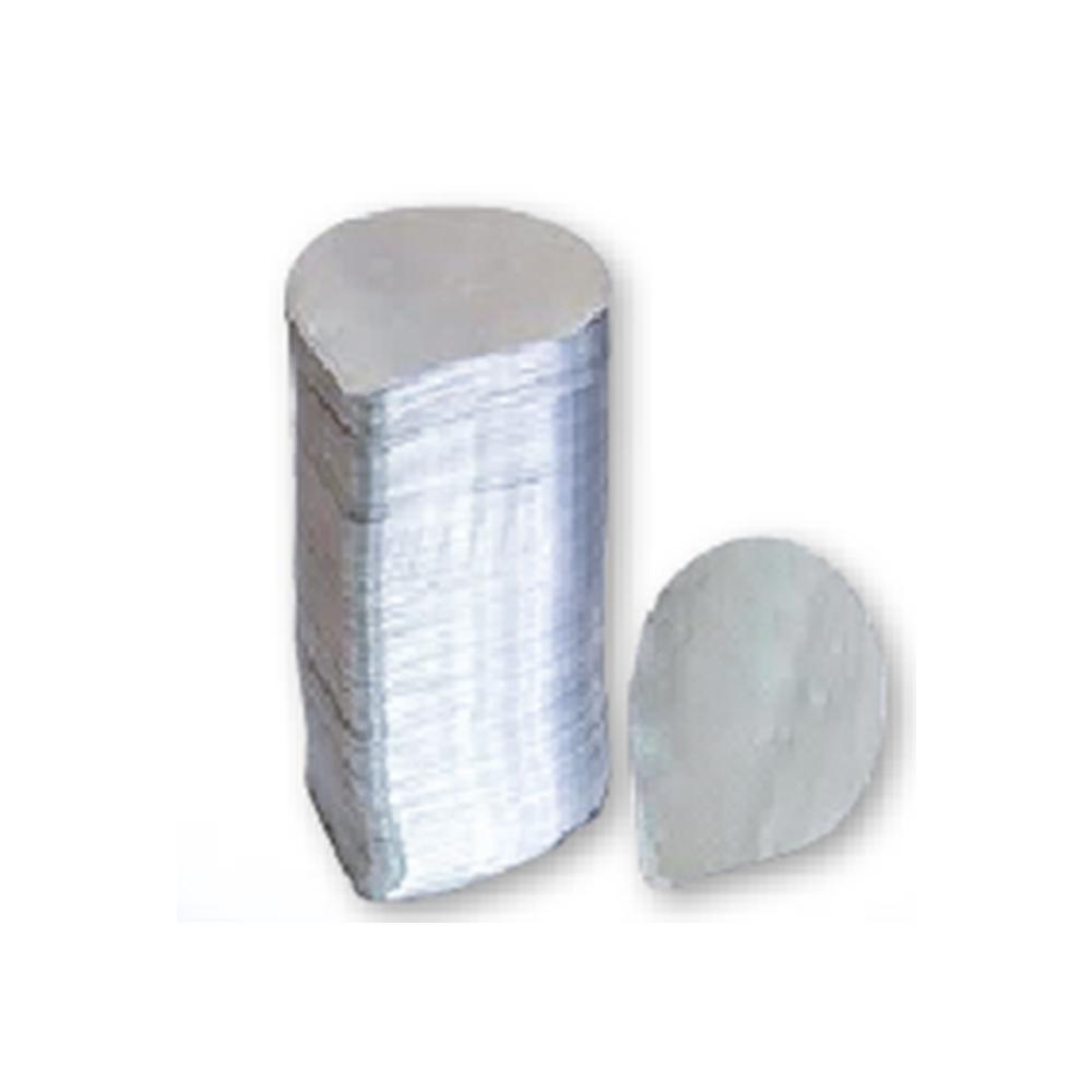 Selo Aluminio 120mm Pote 500ml C/1000